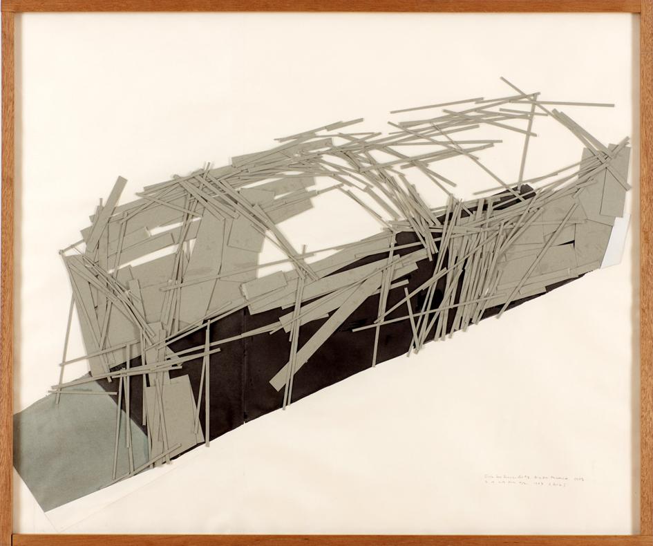 Ecole des Beaux Arts, Aix-en-Provence Plan A-2