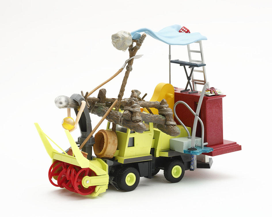 Model of Unknown Stage (Snowplow) #4