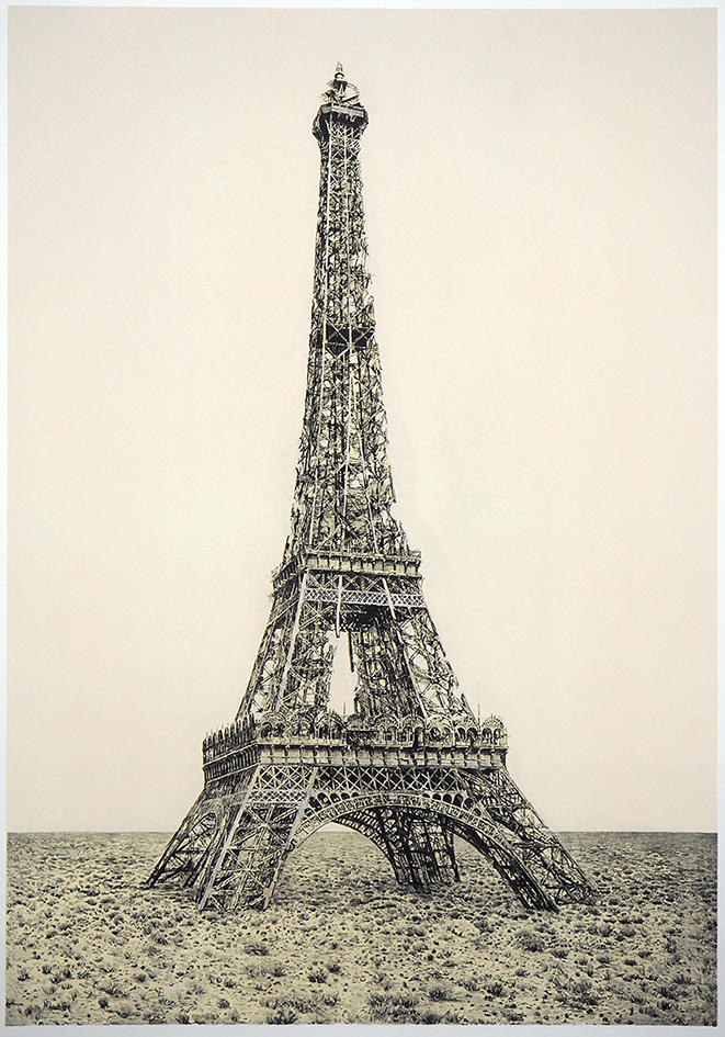 Foresight: The Eiffel Tower, France