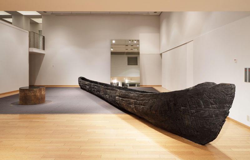空洞説2009―木の舟
