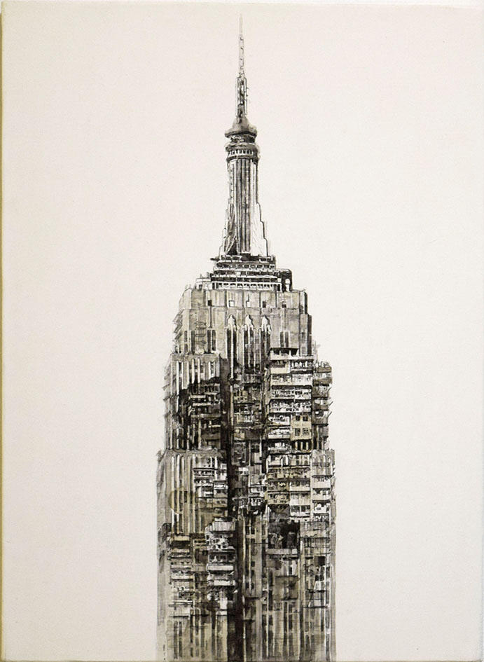 Foresight : Empire State building, US