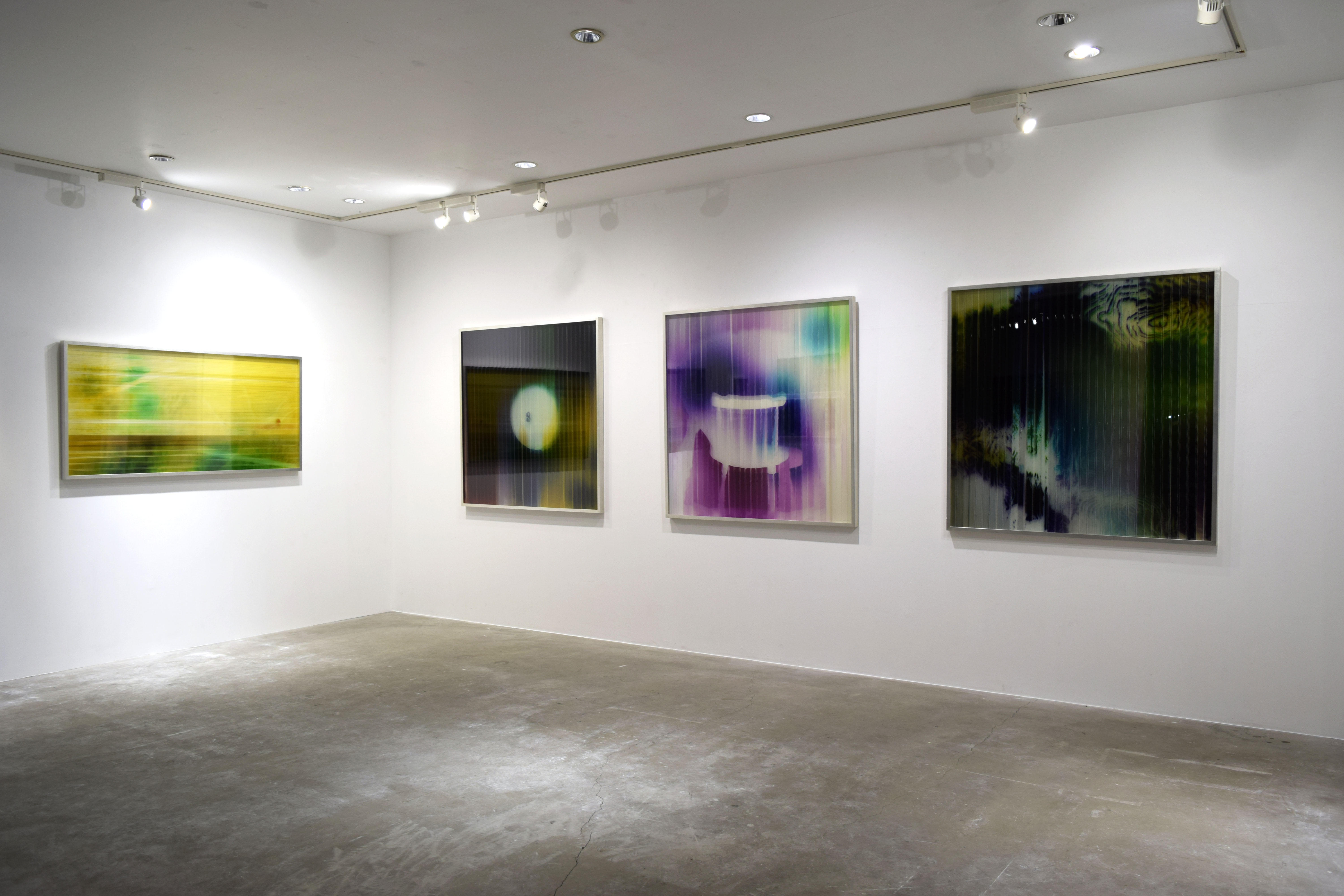 Installation view of Miyuki Takenaka's exhibition 「New Story」