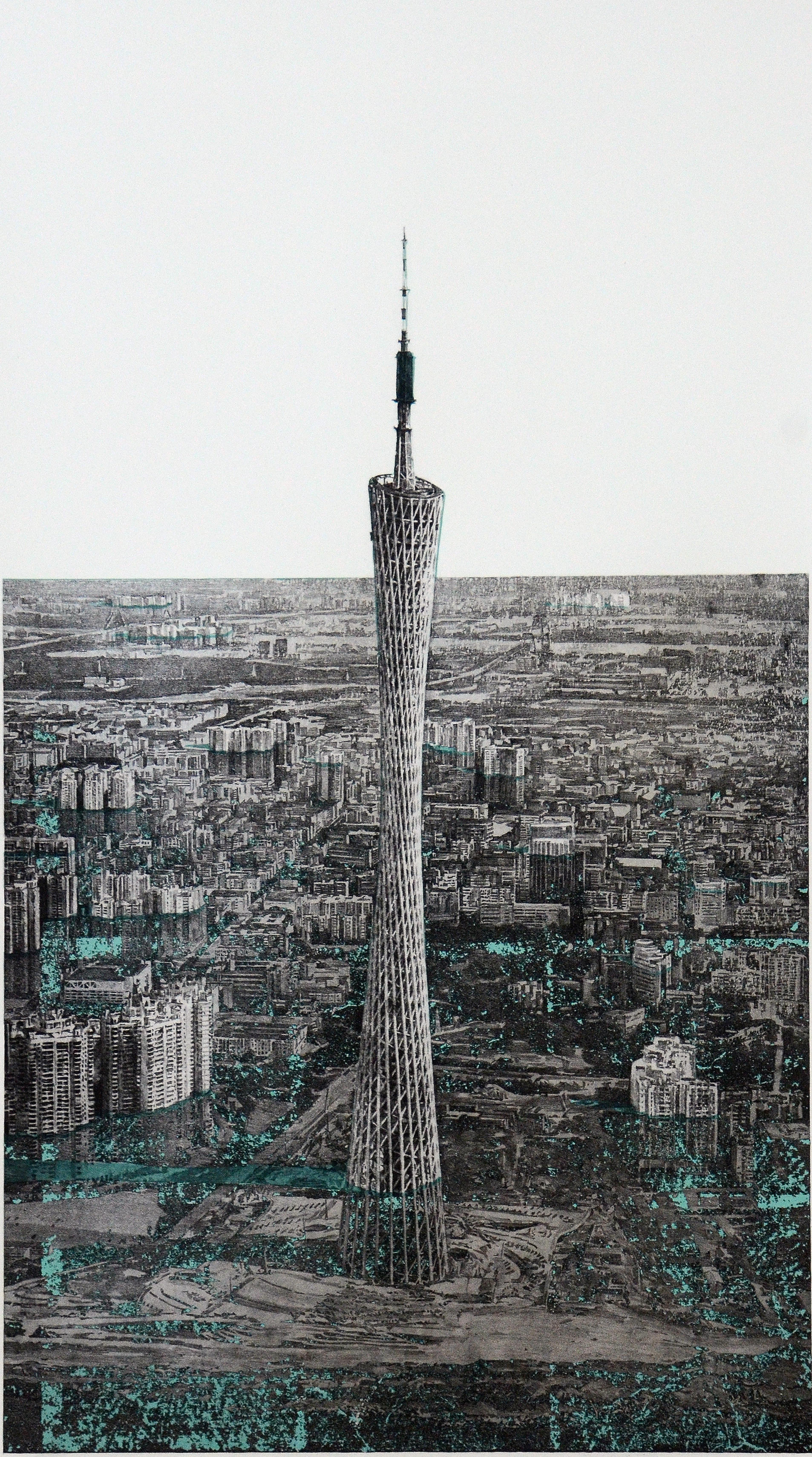 Foresight - Canton Tower / China (広州タワー)