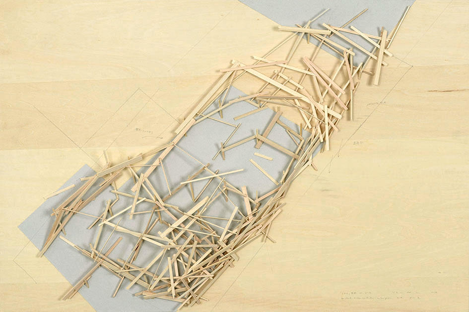 Starting Over, Under Construction  Maquette 3