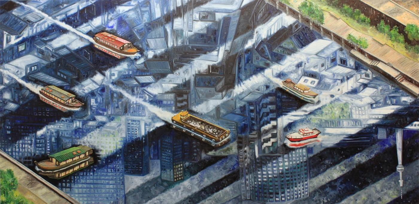 Oscar Oiwa|ART FRONT GALLERY | ART FRONT GALLERY