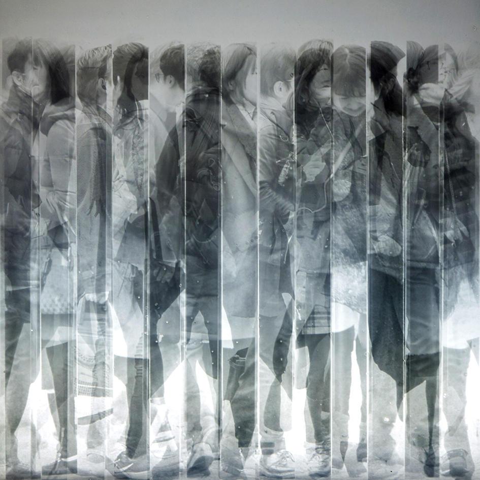 磯野迪子 - Passing By - 交差