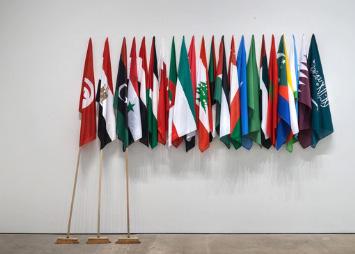 Mounir Fatmi(ムニール・ファトゥミ)個展