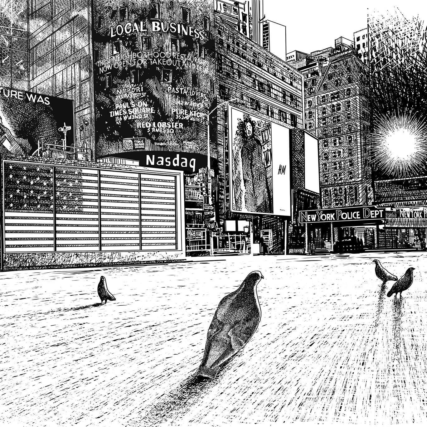 Oscar Oiwa: Quarantine Series