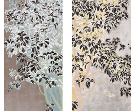 Exhibition: Freshness of New Season in Japanese arts