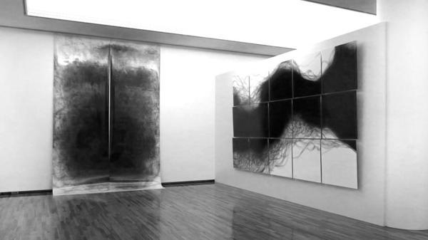 椛田ちひろ_日本の美術を貫く 炎の筆〈線〉展@府中市美術館2020グループ展_02モノクロ.jpg