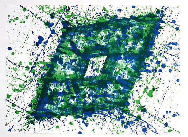 サム・フランシス Untitledグリーン・ブルー.jpg