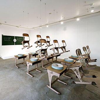 ムニール・ファトゥミ 新作紹介 vol.2:The class room