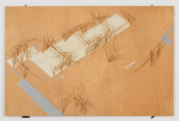 川俣正 作品紹介:アメリカにおける初期プロジェクト作品