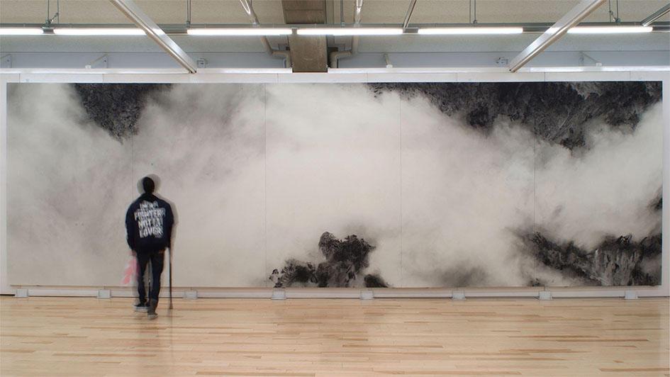 春原直人 展によせて:日本画家 三瀬夏之介氏コメント