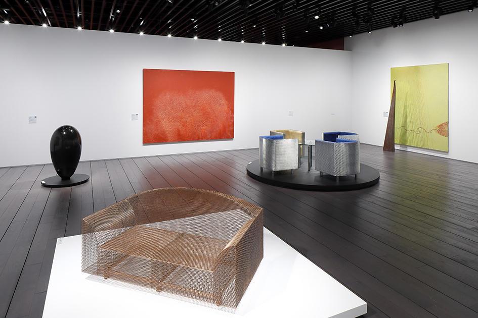 田中信太郎 : STEPS AHEAD @ アーティゾン美術館