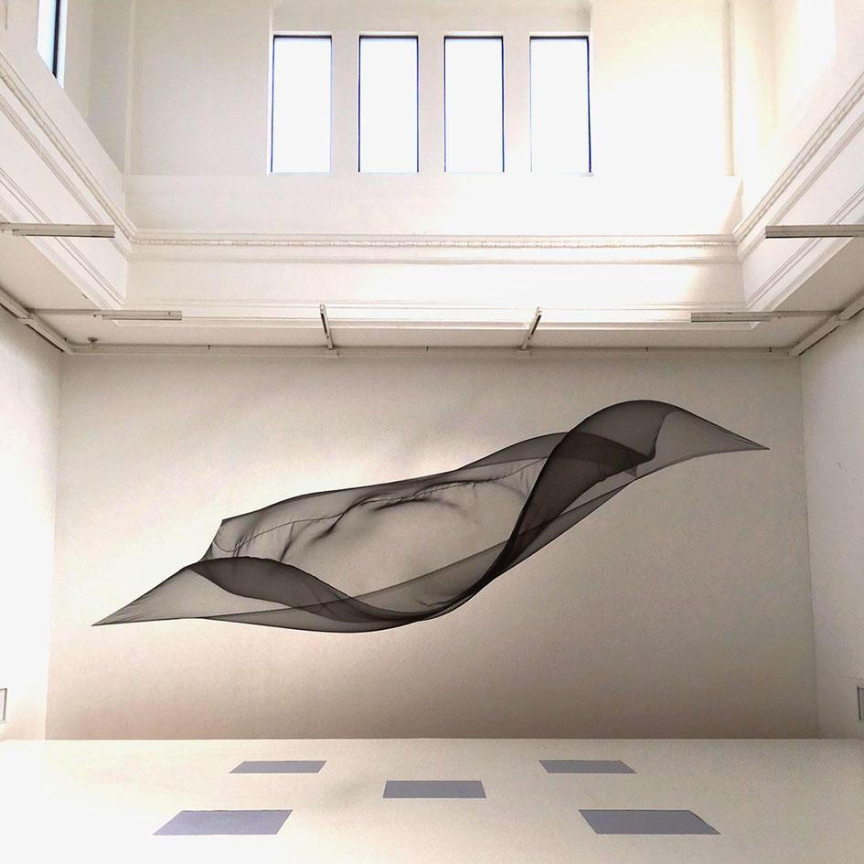 大巻伸嗣:時間/彫刻‐時をかけるかたち‐