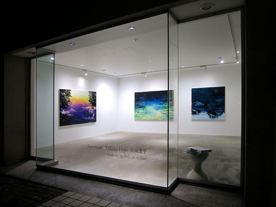 北城貴子展 作品紹介:Prismatic Color 5