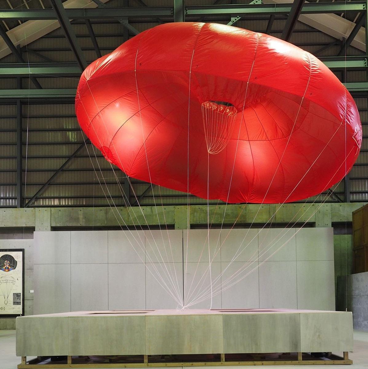 [大地の芸術祭2018] 清津SoKo美術館、磯辺行久新作《フローティング・スカルプチャー 2018》解説をアップしました。