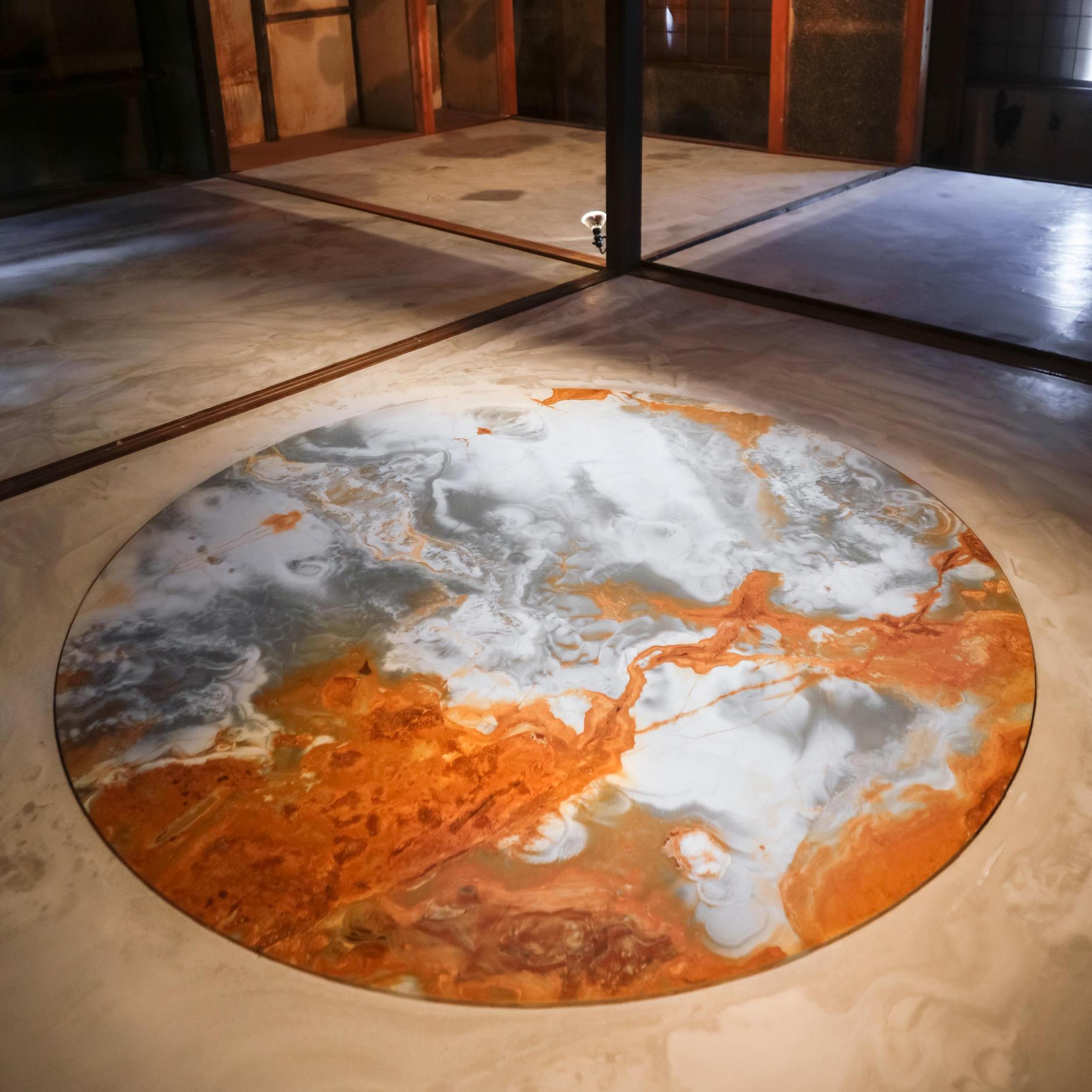 瀬戸内国際芸術祭2016リポート: スーメイ・ツェ