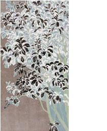 "exhibition ""Freshess of New Season in Japanese Art"""