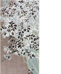 "exhibition ""Freshess of New Season in Japanese Art"""
