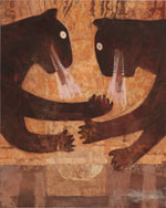 展覧会 「逸 ITSU-Japanese Paintings beyond Tradition」