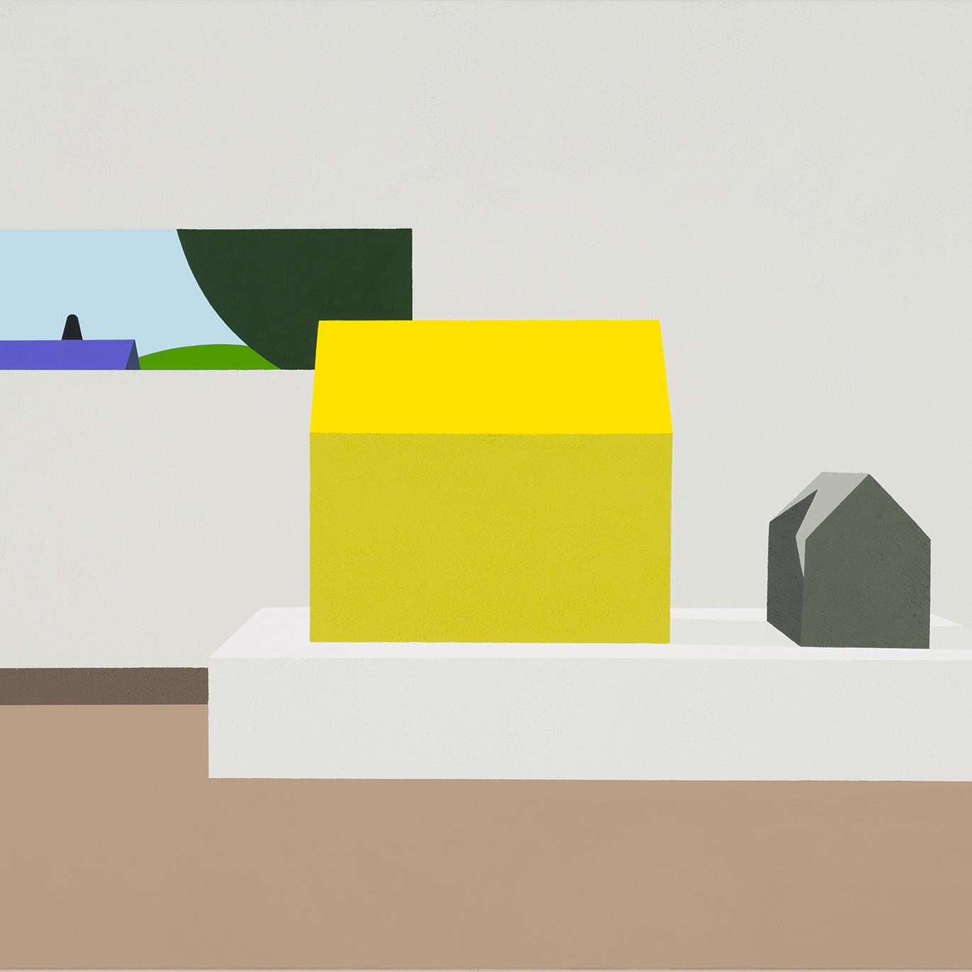 Iku Harada, Tomomi Nishizawa Exhibition: This, and the Other