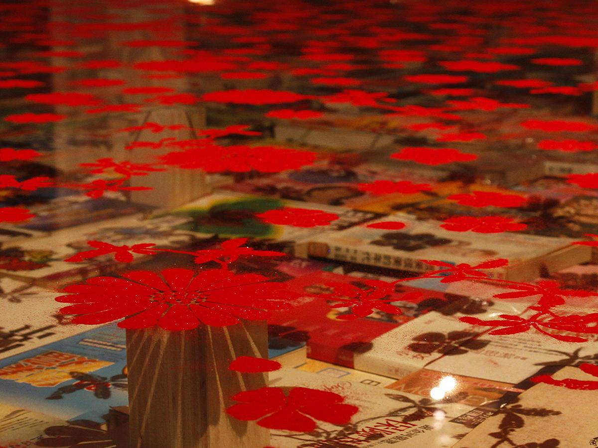 Solo Exhibition of Shinji Ohmaki at YCC