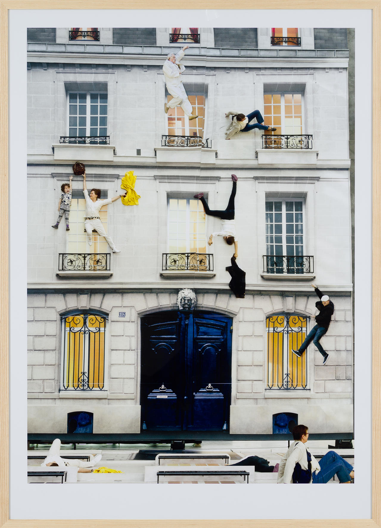 Solo Exhibition of Leandro Erlich @ Mori Art Museum: Leandro Erlich Seeing and Believing