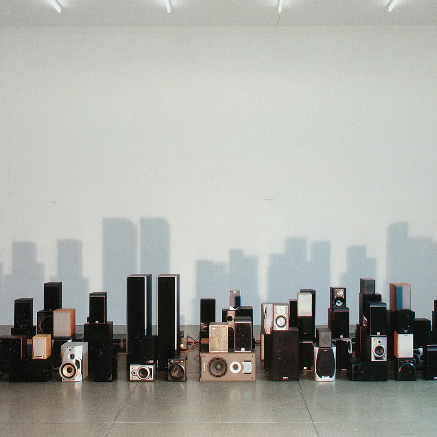 column updated; Masterpiece of Mounir Fatmi : Save Manhattan 03