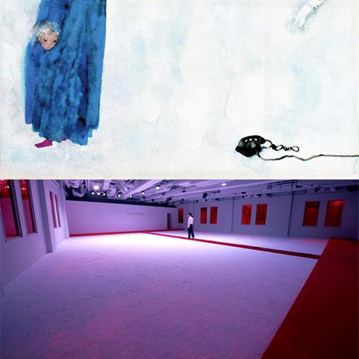 Solo Exhibition of Shinji Ohmaki @ Chihiro Art Museum