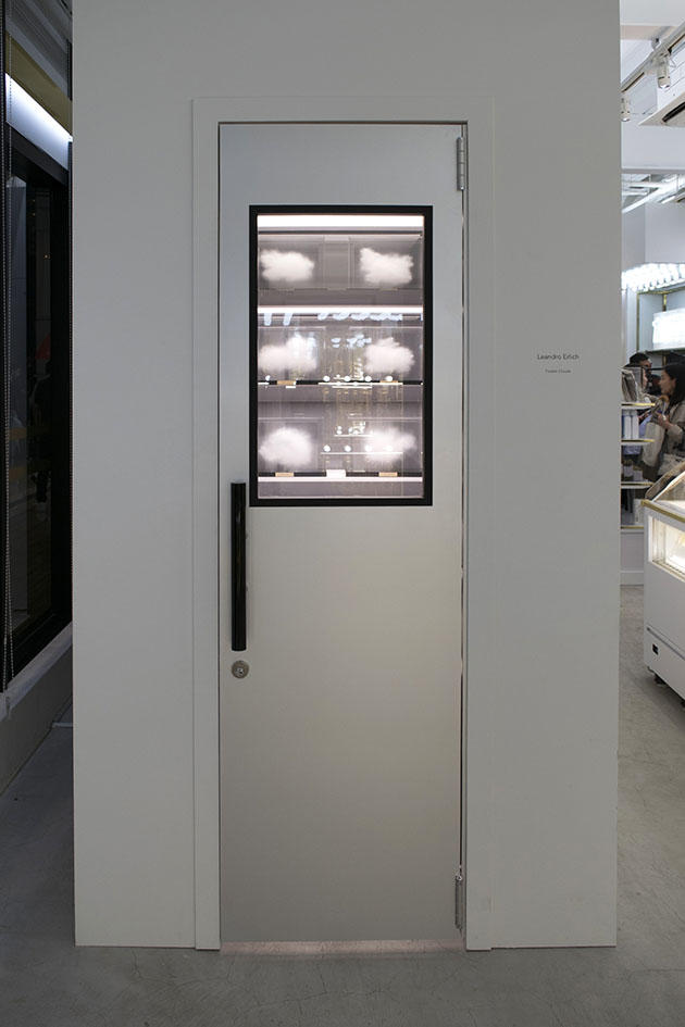 Leandro Erlich @ Cartier pop up store