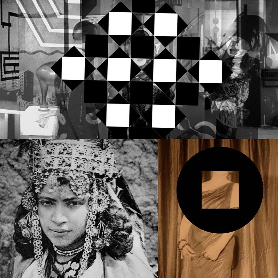New video by Mounir Fatmi at Teien Art Museum, Tokyo.