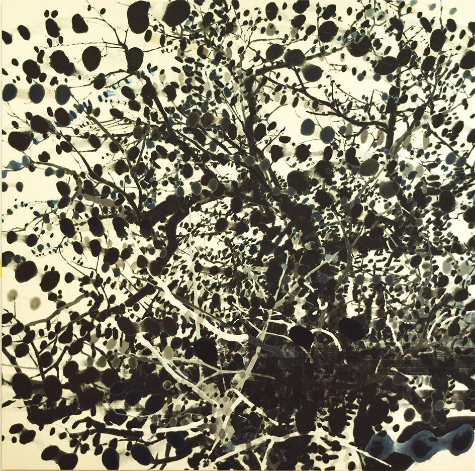 Takako Azami's solo exhibition at ATLIA, Kawaguchi  Art Gallery in Saitama
