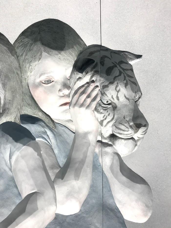 Michiko Nakatani won Takashimaya Art Award