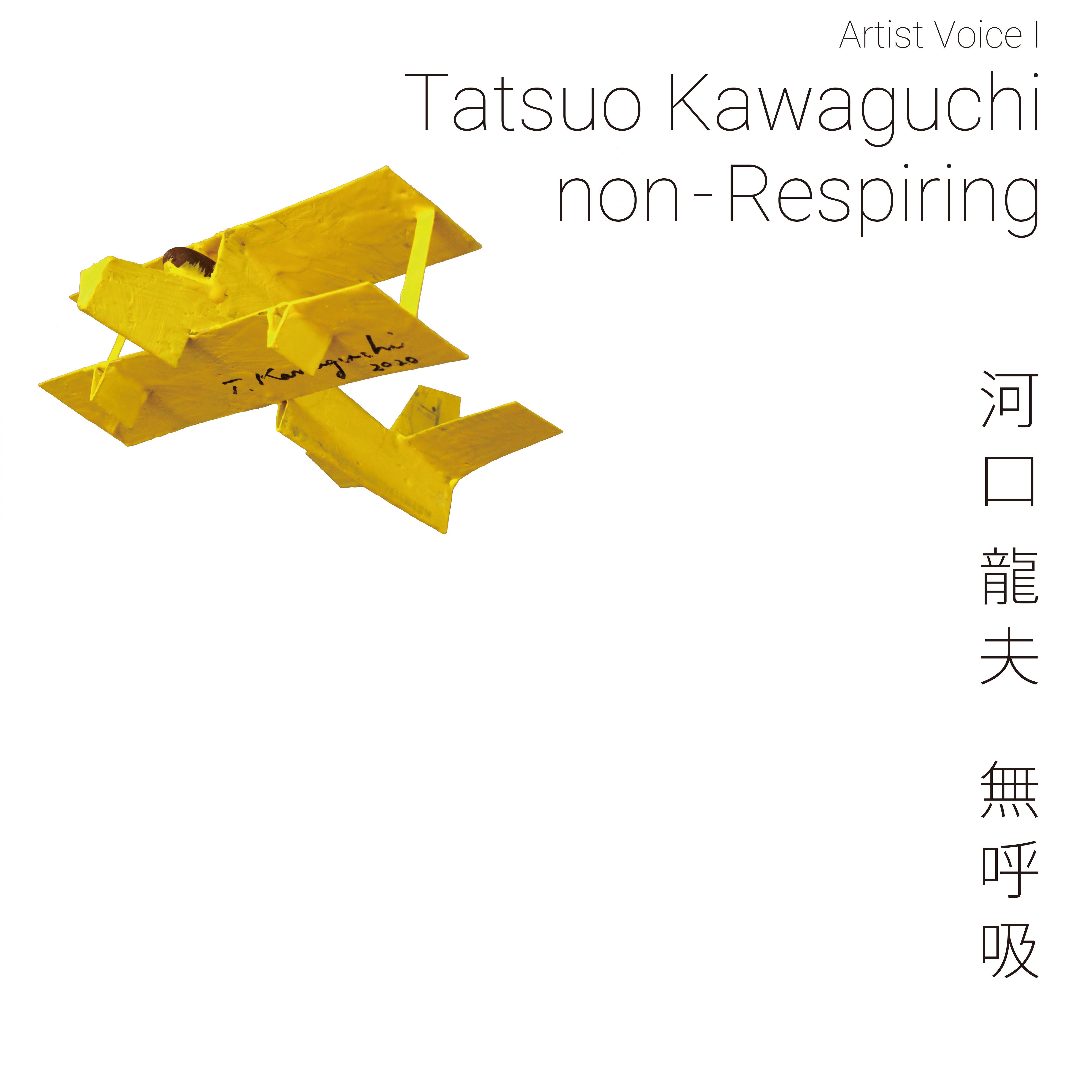 Tatsuo Kawaguchi @ Keio University Art Center, Tokyo
