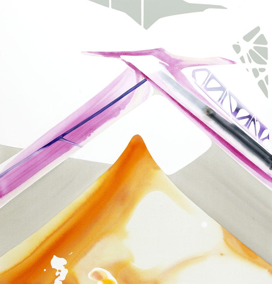 中岡真珠美- 柔らかな楕円形を求めて