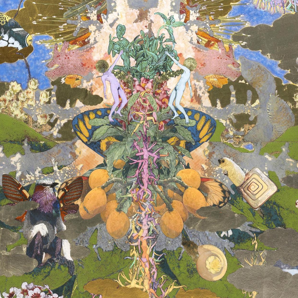 鴻崎正武、春原直人:日経日本画大賞展 @ 上野の森美術館