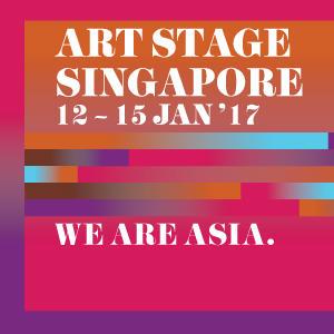 アートフェア参加 Art Stage Singapore 2017