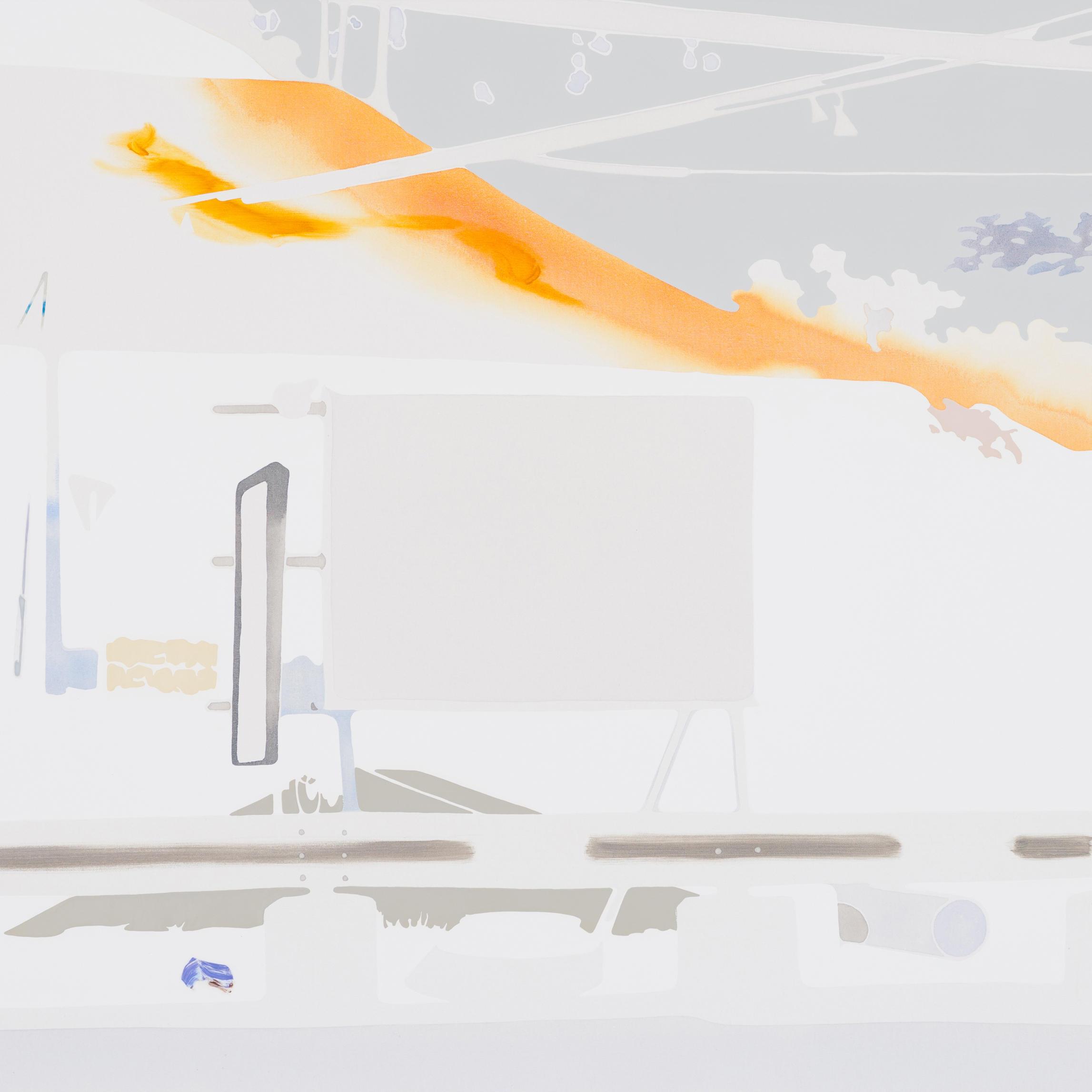 中岡真珠美 個展  - 緩衝 - バッファ