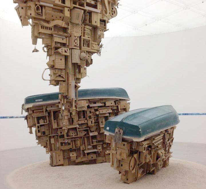 金沢21世紀美術館 企画展  アキリザン参加